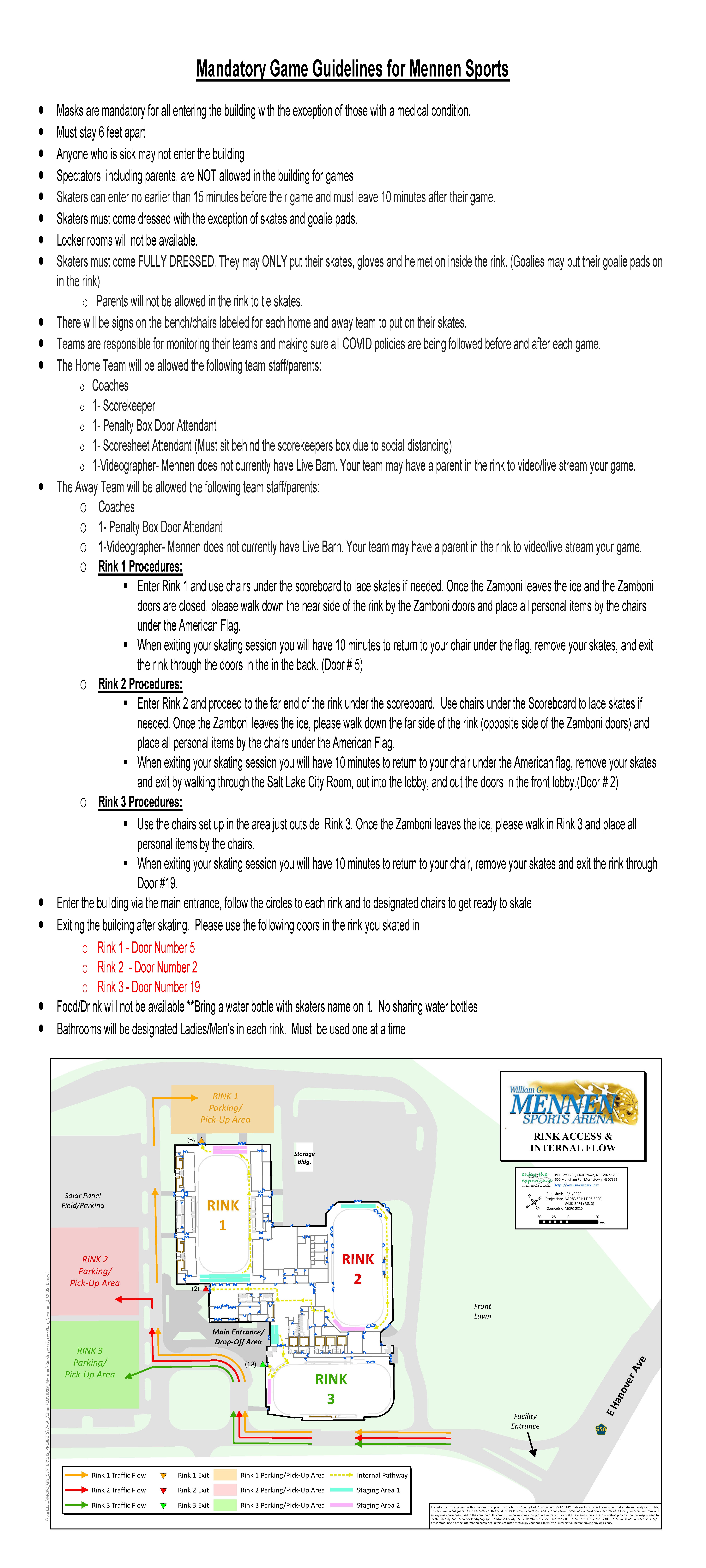 Mennen Covid Game Guidelines Web
