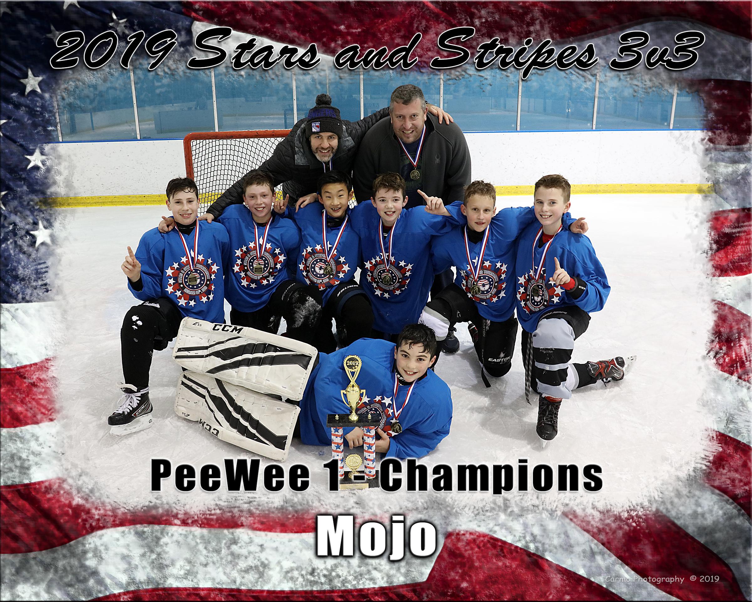 PeeWee 1 mojo